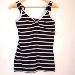 Stripped cami size small
